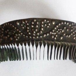 Аксессуары для волос - Ободок ручной работы металл винтаж, 0