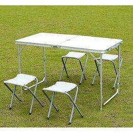 Походная мебель - Раскладной стол, 0