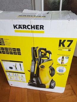 Мойки высокого давления - Керхер Karcher K7 Full control plus Новый, 0