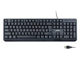 Мыши - Клавиатура Perfeo проводная CLASSIC USB (черный)…, 0