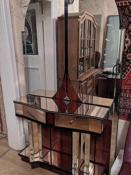 Столы и столики - Испанская консоль Martin с двойным зеркалом,…, 0