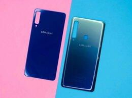 Корпусные детали - Задняя крышка Samsung Galaxy A7 2018 / A9 2018, 0