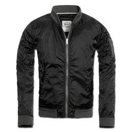 Куртки -  Куртка Brandit Portland, цвет черный (размер S), 0