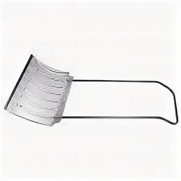 Лопаты и движки для снега - Скрепер 750*420мм усиленный СИБРТЕХ, 0
