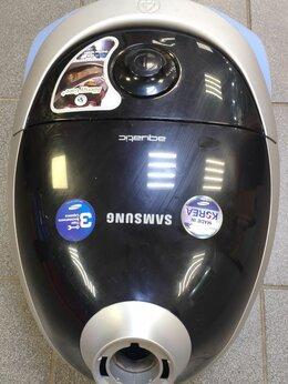 Пылесосы - Пылесос с аквафильтром Samsung 1600W, 0