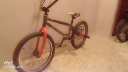 Велосипеды - BMX BLACK AGUA  JUMP 2.0, 0