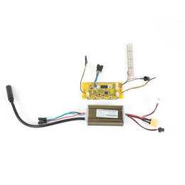 Аксессуары и запчасти - Контроллер для Электросамоката Kugoo s3, 0