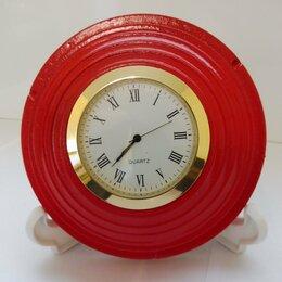 Часы настольные и каминные - Тарелочка - часы., 0