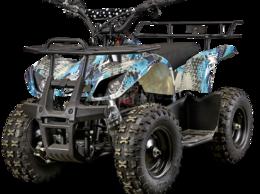 Машинки и техника - Детский квадроцикл YACOTA (Якота) LT - 45…, 0