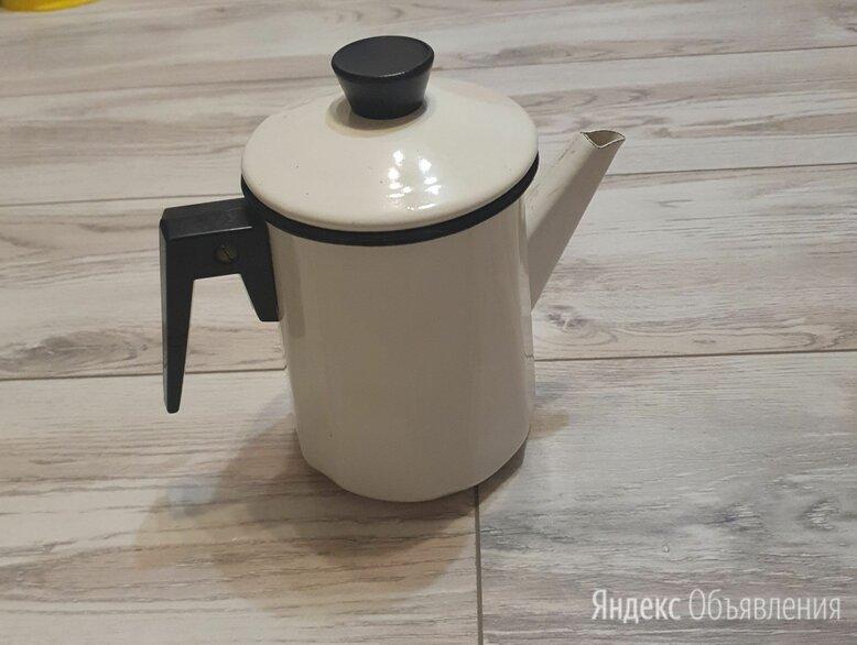 Советский эмалированный чайник по цене 399₽ - Заварочные чайники, фото 0