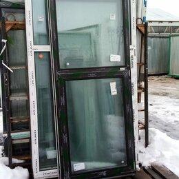 Окна - Окно, ПВХ Veka 58мм, 2500(В)х900(Ш) мм, поворотно-откидное, т-одностоврчатое, 0