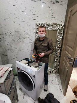 Ремонт и монтаж товаров - Ремонт стиральных и посудомоечных машин, 0