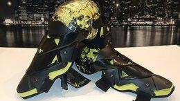 Мотоэкипировка - Защита коленей наколенники мотокросс мото эндуро, 0