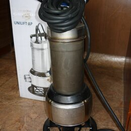 Насосы и комплектующие -  Насос Дренажный Grundfos Unilift AP 50B.50.II.IV, 0