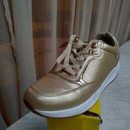 Кроссовки и кеды - Кроссовки золотого цвета, 0