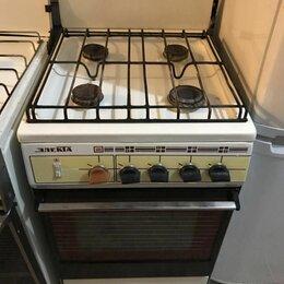 Плиты и варочные панели - Плита газовая электа 4-х комфорочная, 0