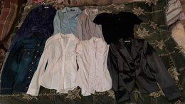 Блузки и кофточки - Пакет одежды 44р, 0