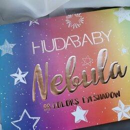 Для глаз - Палитра теней HudaBaby Nebula 88 цветов, 0