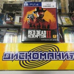 Игры для приставок и ПК - Red Dead Redemption 2 (PS4), 0