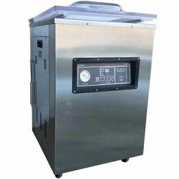 Упаковочное оборудование - Вакуумный упаковщик VOLTEK DZ-500/2E (напольный), 0