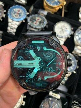 Наручные часы - Шедевральные новые часы Diesel с хронографом, 0
