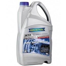 Масла, технические жидкости и химия - Жидкость ATF SP-III, 4L, 0