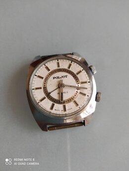 Наручные часы - Часы POLJOT сигнал USSR, 0