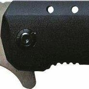 Ножи и мультитулы - PF-PK-11 Нож туристический «СЛЕДОПЫТ», прорез. ручка, дл. клинка 100 мм, в чехле, 0
