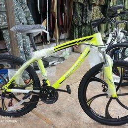Велосипеды - Горный велосипед на литье , 0