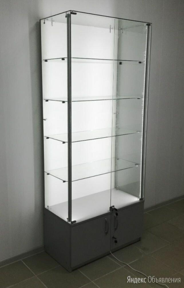Витрина стеклянная с подсветкой по цене 14900₽ - Витрины, фото 0