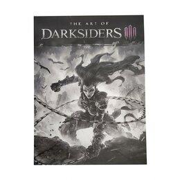 Другое - Артбук Darksiders III из коллекционного издания, 0