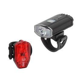 Фонари - Велосипедный фонарь ЭРА аккумуляторный 183х143х57 130лм VA-801 Б0039624, 0