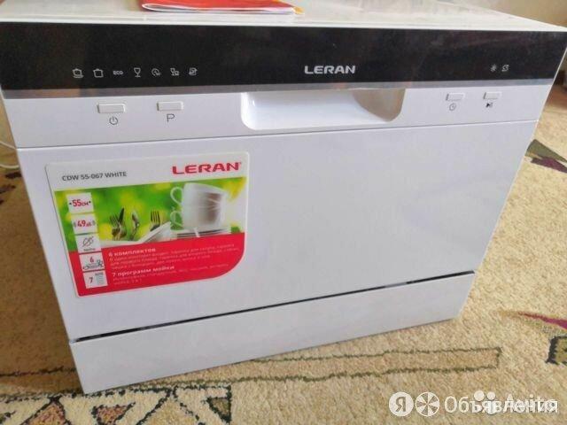 Леран бытовая техника посудомоечная машина по цене 9000₽ - Посудомоечные машины, фото 0
