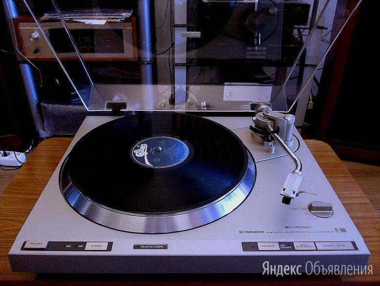 Проигрыватель винила PIONEER PL-380A по цене 35000₽ - Проигрыватели виниловых дисков, фото 0