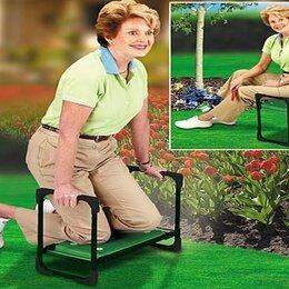 Скамейки - Скамейка складная перевёртыш садовая Ника универсальная для прополки, 0