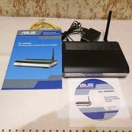 Проводные роутеры и коммутаторы - Роутер Asus WL-520GC, 0