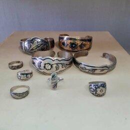 Браслеты - Изделия из серебра Кубачи. , 0
