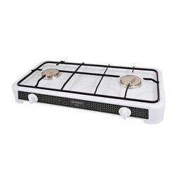 Туристические горелки и плитки - Плита газовая двухкомфорочная Energy EN-002B, 0
