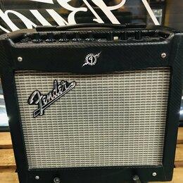 Гитарное усиление - Комбоусилитель для электрогитары Fender Mustang…, 0