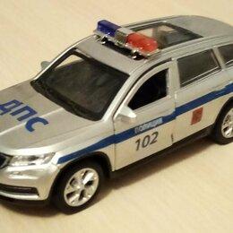 Машинки и техника - Машинка полиции, 0