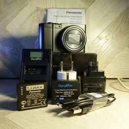 Фотоаппараты - Фотокамера Panosonic Lumix TZ110 + доп. батарея и зарядник, 0