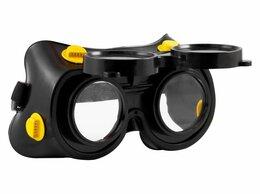 Очки и аксессуары - Очки защитные с затемненным минеральным стеклом, 0