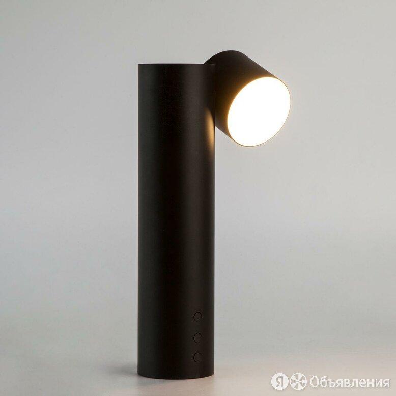 Настольная лампа светодиодная черная Premier 80425/1 по цене 8930₽ - Настольные лампы и светильники, фото 0