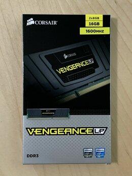 Модули памяти - Corsair Vengeance 16 Гб CML16GX3M2A1600C10 Новая, 0