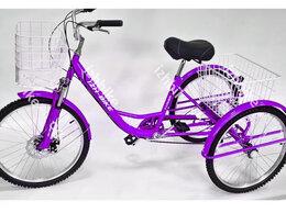 Велосипеды - Велосипед трехколесный Farmer NEW IB-3W 24'' 6…, 0
