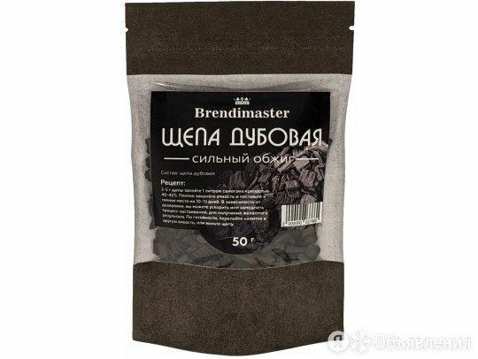 Щепа дубовая, сильный обжиг, 50 г по цене 50₽ - Ингредиенты для приготовления напитков, фото 0