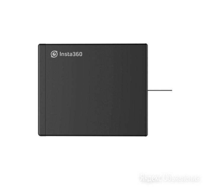 Дополнительный оригинальный аккумулятор Insta360 One X Battery по цене 1690₽ - Зарядные устройства и адаптеры питания, фото 0