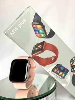 Умные часы и браслеты - Smart Watch M16 Plus 44mm, 0