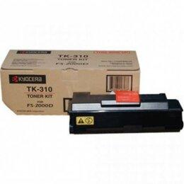 Аксессуары для принтеров и МФУ - Заправка картриджа Kyocera TK-310, для принтеров Kyocera FS-2000/3900/4000, 0