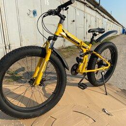 Велосипеды - Фэтбайк 26х4.0, 0
